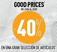Pimkie anuncia un 40 % de descuento con sus 'Good Prices' hasta el 20 de mayo