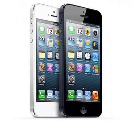 Iphone 5 Blanco Y Negro