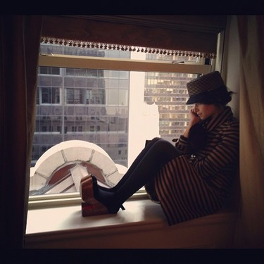 Nueva York es el punto de encuentro entre bloggers, fashion victims y fashion insiders