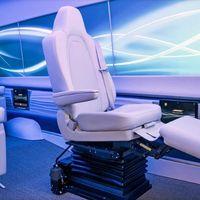 Esta es la propuesta de Bose para el futuro: un asiento suspendido para aislar al conductor
