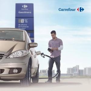 Madrid: ¡Solo hoy un 10 % de descuento en gasolineras Carrefour!