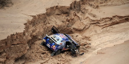 El Dakar volverá a Argentina y Chile en 2010