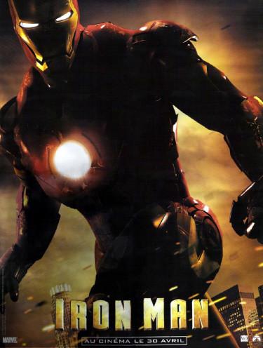 Otro póster de 'Iron Man'