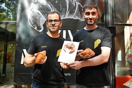 El mejor croissant artesano de España se hace en la panadería Panem de Madrid
