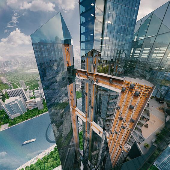 Multi Reimagining Building Design