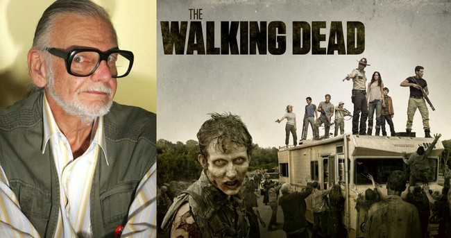 George A. Romero y The Walking Dead
