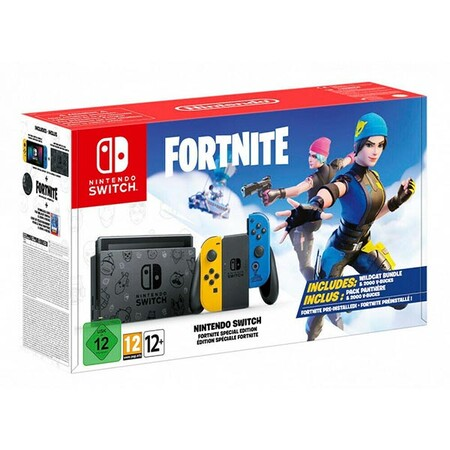Nintendo Switch Fortnite 3