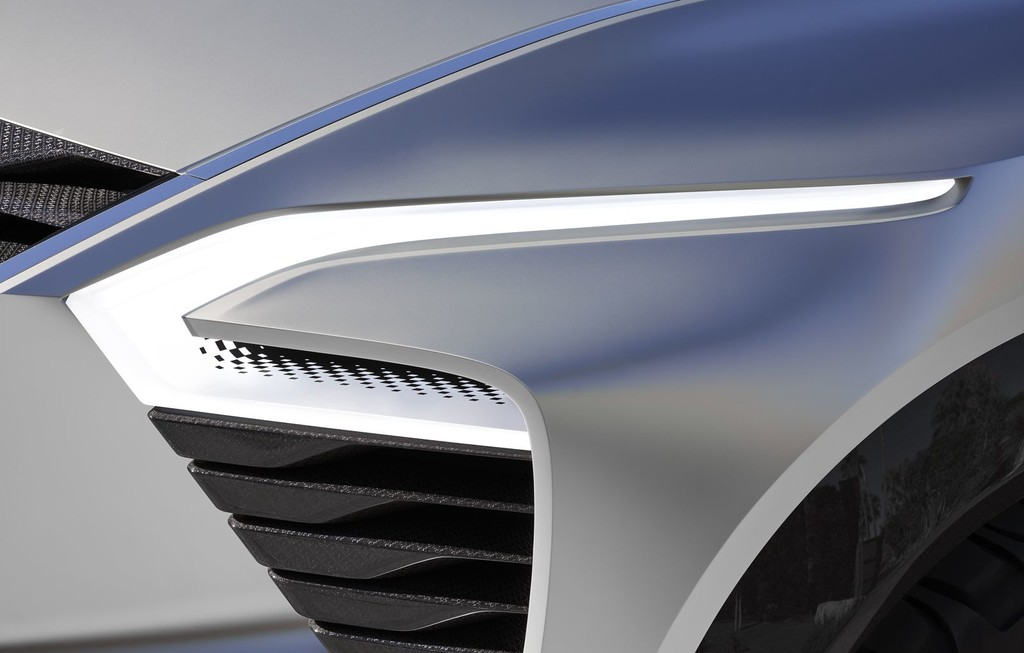 Nissan Xmotion Suv 7