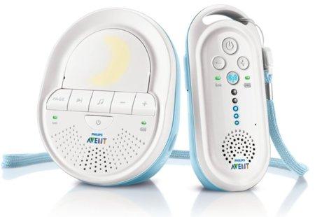Philips potencia el sonido en su nuevo intercomunicador para bebés