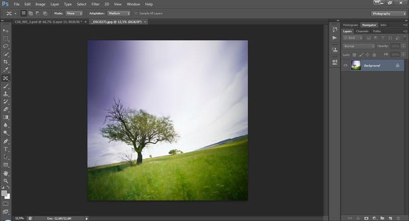 Foto de Aprendiendo con Adobe Photoshop CS6: Características para fotógrafos (Capítulo 1, segunda parte) (13/14)