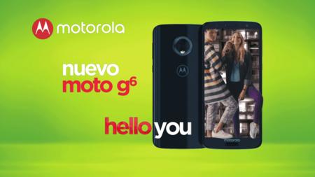 Motorola Moto G6 de 64GB a su precio más bajo en Amazon: 199,90 euros y envío gratis