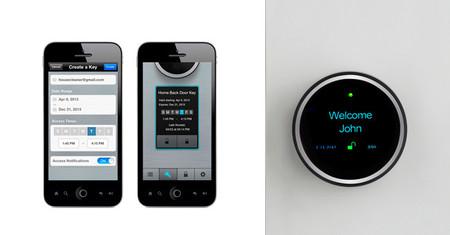 Smart Lock Goji, un nuevo sistema de cierre inteligente con cámara integrada