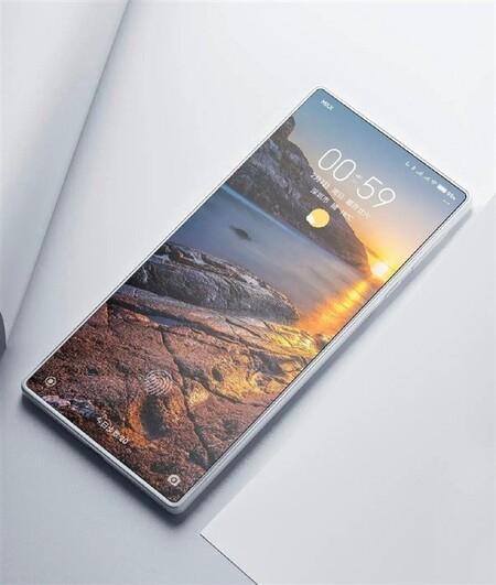 El Xiaomi Mi Mix 4 ya se está fabricando: se filtran imágenes reales de su pantalla