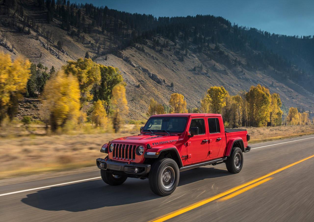 Foto de Jeep Gladiator 2020 (1/51)