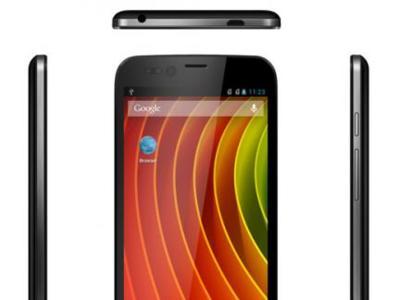 Connect Q50 Parkour, llega el primer smartphone con tapa trasera táctil