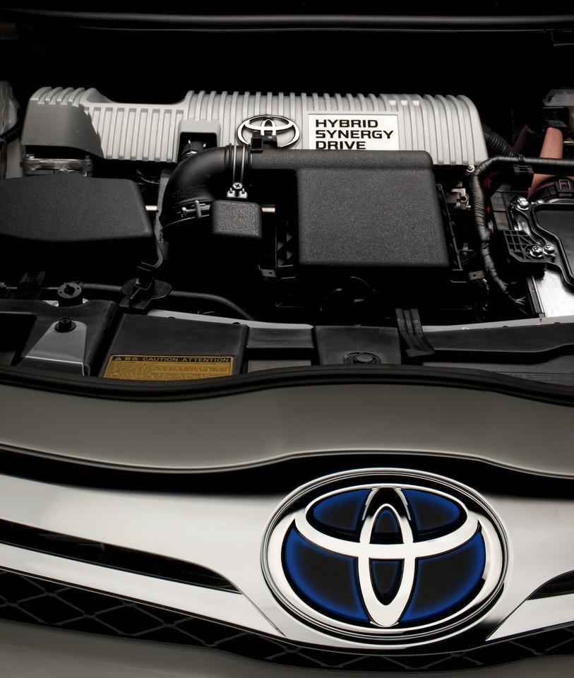 Foto de Toyota Auris HSD (25/71)