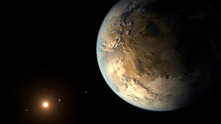 Kepler 186f Perspective 1