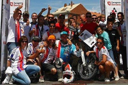 Baja España - Aragón 2011: victoria para Gerard Farrés