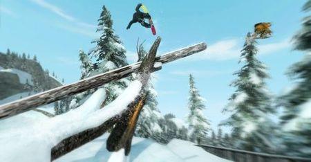 'Shaun White Snowboarding' en imágenes