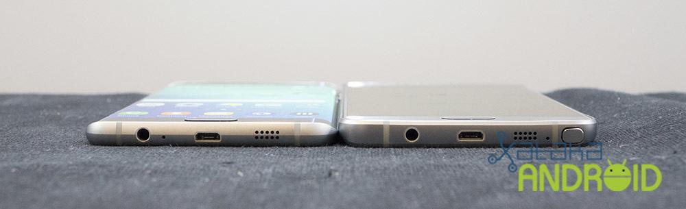 Foto de Samsung Galaxy Note 5 y Galaxy S6 edge+ (4/18)