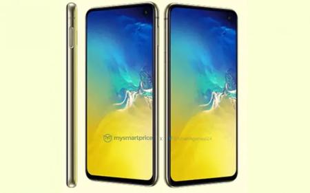 Samsung Galaxy S10e Sensor Huellas Lateral