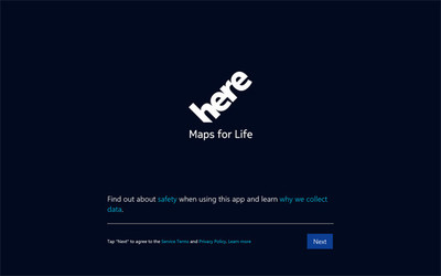 "HERE Maps se actualiza en Windows Phone y Windows 8 pidiéndonos migrar hacia las ""HERE Accounts"""
