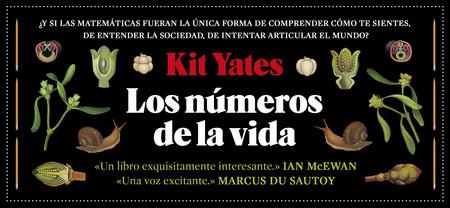 Libros que nos inspiran: 'Los números de la vida' de Kit Yates