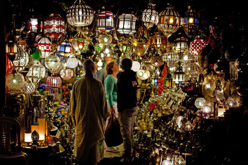 Los nueve imprescindibles de Marrakech
