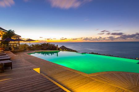 Cocobay Resort Antigua Las Mejores Piscinas Infinitas Del Mundo