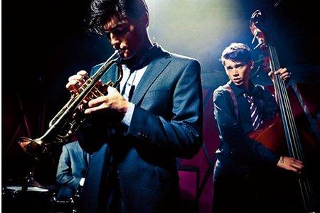 Jazz en el Radio City Music Hall con Anson's