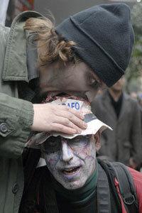 'Apocalipsis Zombie', a la española