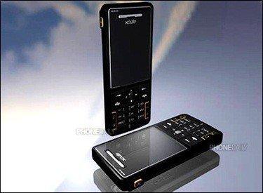 XCute S50, con cámara de 3 megapíxeles