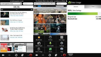 El navegador Opera Mini ya se puede descargar desde la Windows Phone Store en versión beta