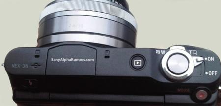 La Sony NEX 3N se deja ver en una imagen antes de su presentación