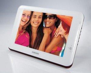 Samsung R7, 10 pulgadas para ver la TV