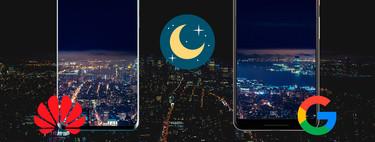 ¿Quién es el rey de la fotografía nocturna? Huawei P30 Pro contra Night Sight en el Google Pixel 3 XL