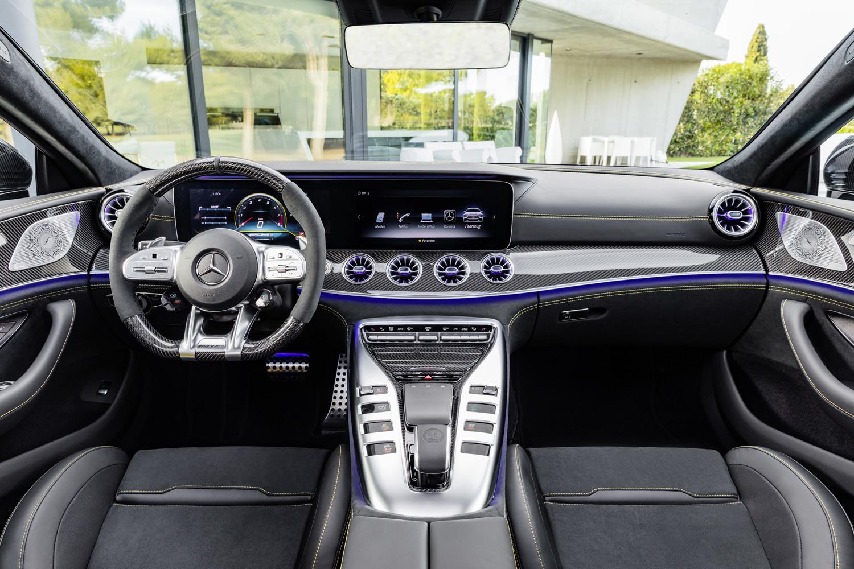 Foto de Mercedes-AMG GT (4 puertas) (29/40)