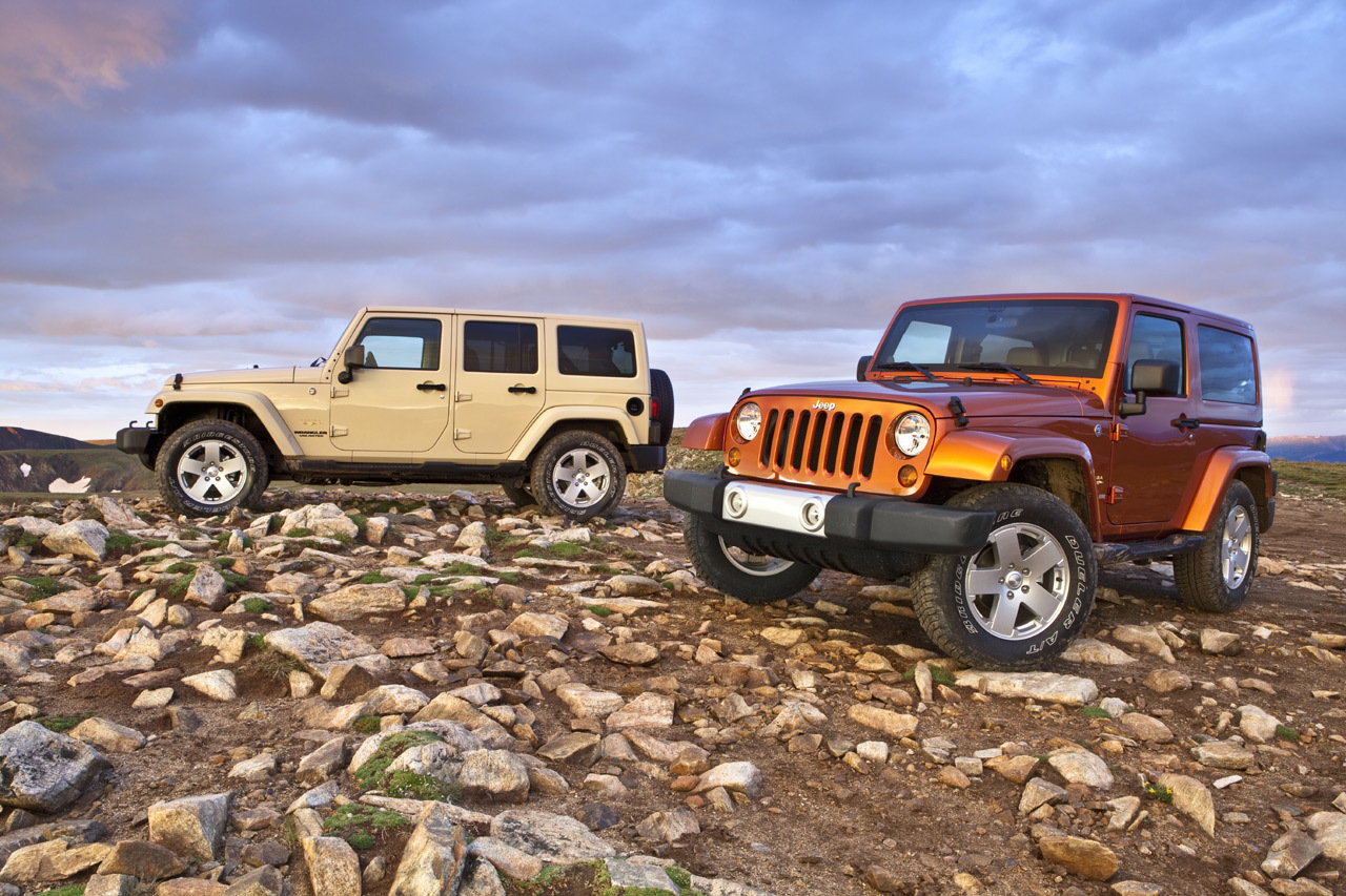 Foto de 2011 Jeep Wrangler (1/27)