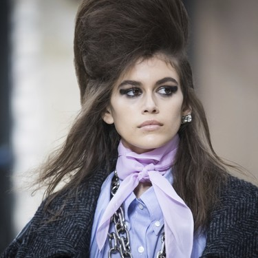 Kaia Gerber, Gucci, Chanel... Instagram ha hablado y estas han sido las estrellas de las semanas de la moda
