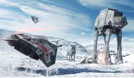 Star Wars: Battlefront nos impresiona con su gameplay desde el E3 2015