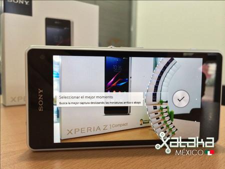 Xperia Z1 Compact Mexico