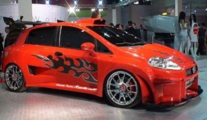 Fiat Grande Punto Radicale Concept