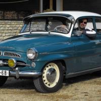 Sabes que te haces viejo cuando un coche 'moderno' como el Škoda Octavia cumple 20 años