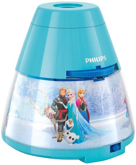 A los minifans de Frozen les encantará: proyector 2 en 1 Frozen con luz nocturna por 12,01 en Amazon