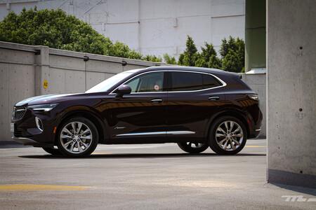Buick Envision Avenir 2021 Prueba De Manejo Opiniones 32