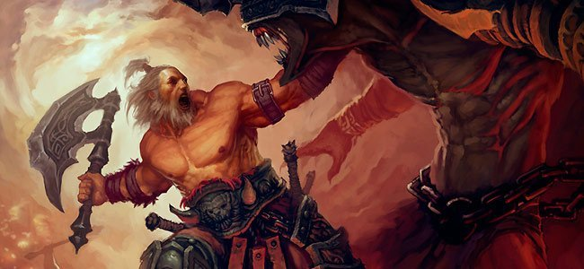 Diablo III Bárbaro