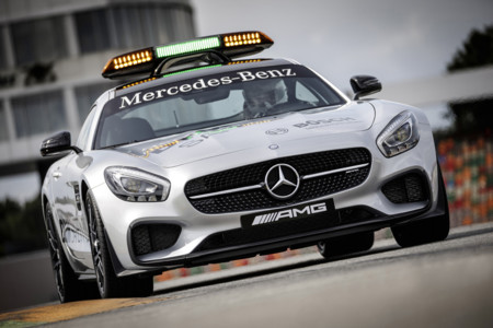 Mercedes-AMG GT S DTM