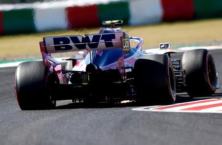 Stroll Japon F1 2019