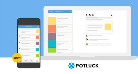 Facebook compra Potluck por 15 millones de dólares