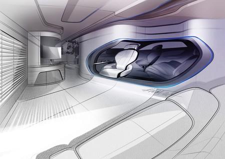 Interior de los futuros Hyundai